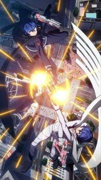 Небесные стрелки / Gunslinger Stratos: The Animation