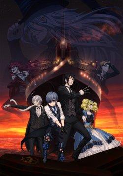 Тёмный дворецкий: Глава об Атлантике / Фильм / Kuroshitsuji Movie: Book of the Atlantic