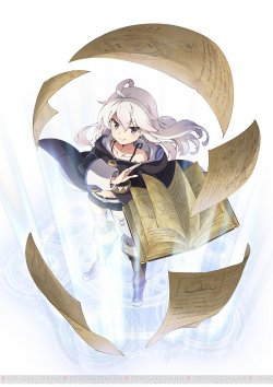 Книга магии для начинающих с нуля / Zero kara Hajimeru Mahou no Sho