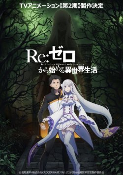 Re:Zero. Жизнь в другом мире с нуля 2 / [Сезон-2] / Re:Zero kara Hajimeru Isekai Seikatsu 2